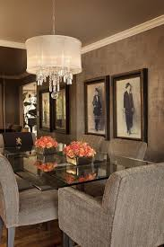 dining room crystal chandelier ideas brilliant contemporary dining room chandelier with best 25 dining