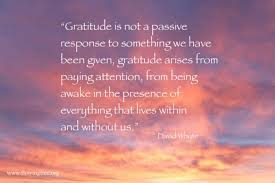 Quotes On Gratitude Unique Quotes On Gratitude Flowing Free