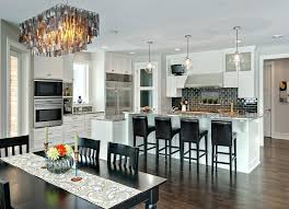 kitchen bar pendant lights rectangle chandelier kitchen contemporary with breakfast bar ceiling lighting dark floor eat rectangle chandelier dining room