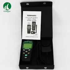 Led Light Lux Level Us 202 46 Digital Led Light Level Meter Tm 209 400 000 Lux Fc Measuring Lux Meter Tm209 With High Accuracy In Level Measuring Instruments From Tools