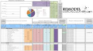 Bathroom Remodel Estimate Form Rukinet Kitchen Remodel Estimator - Bathroom remodel estimate