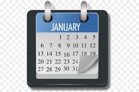 Calendar Animation Clip Art Month Cliparts Png Download 552 600