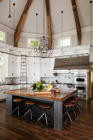 Modern farmhouse kitchen design Horseshoe Shaped Tour These 20 Modern Farmhouse Kitchens To Understand How The Farmhouse Style Really Does Work Well Blissful Nest Modern Farmhouse Kitchens For Gorgeous Fixer Upper Style