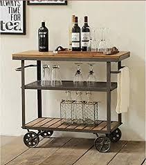 serving carts on wheels regarding com wgx indoor or outdoor metal wood rolling cart plans