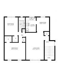 simple floor plan of a house.  Plan Wonderful Simple Floor Plan Maker Top House Plans With Design  Best Kitchen Intended Of A F