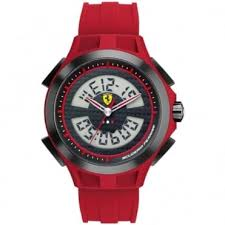 scuderia ferrari scuderia ferrari men s lap time watch digital display