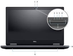 <b>Dell Precision 7530</b> Руководство по настройке и техническим ...