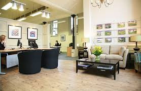 sales office design. Photograph Of A Room Designed By The Treehouse Interiors Sales Office Design