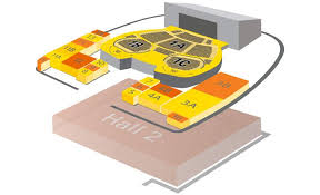 Acc Virtual Seating Chart Layouts The Venue Acc Liverpool