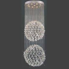 round fancy hanging glass chandelier hanging glass intended for glass ball chandelier