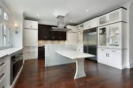 dark hardwood floors kitchen. Exellent Kitchen Great Dark Wood Floors 34 Kitchens With Pictures Intended Hardwood Kitchen H