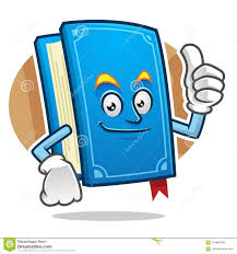 good book mascot book character book cartoon stock vector ilration of cute