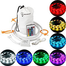 Color Changing Rope Lights Delectable Amazon LumenBasic LED Color Changing Rope Light For Outdoor