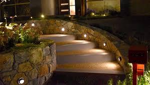 lighting in garden. Professional Garden Lighting In S