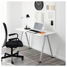 ikea office. Ikea Tables Office Fresh Thyge Desk L