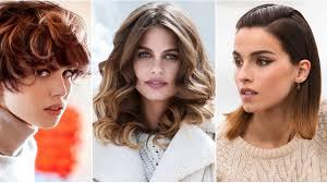 Femme Actuelle Les Tendances Coupe De Cheveux De Lautomne Hiver Qui Rajeunissent