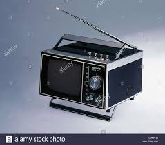 sony tv camera. stock photo - broadcast, television, sony tv-500 uet, television portable set, tv for battery and power supply operation, japan tv camera