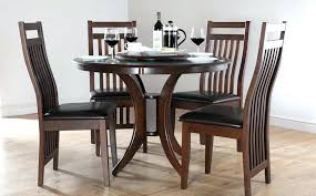used dining table set amazing 4 chair dining table set chair round dining table 4 chairs