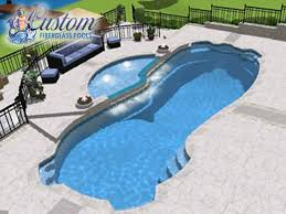 fiberglass pools with tanning ledge. Contemporary With Fiberglass Spa To Pools With Tanning Ledge Custom