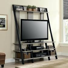entertainment center for 50 inch tv. Entertainment Center For 50 Inch Tv Clean Modern And Attractive This Ladder Style Home Makes A Big Impact M