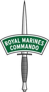 Royal Marines Commando Logo Vector (.EPS) Free Download
