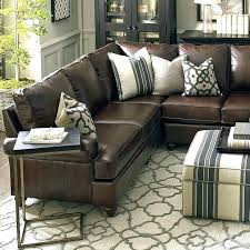sectional couch brown perfect leather sofa with additional sofas and couches suede microfiber sectio