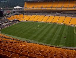 Stadium Series Heinz Field Seating Chart Heinz Field Section 514 Seat Views Seatgeek