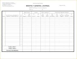 Banking Spreadsheet Template Excel