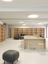 Furniture Design School Italy Community School In Turin Italy By Bdr Bureau Yellowtrace