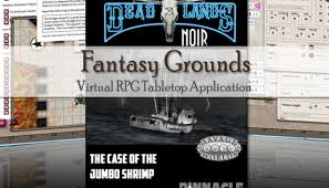 Fantasy Grounds - Deadlands Noir: The Case of the <b>Jumbo</b> Shrimp ...