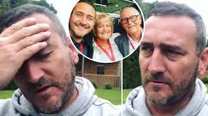 Bredbury, stockport, greater manchester, england. Will Mellor Tearfully Announces His Hero Dad Has Died In Heartbreaking Twitter Video Heart