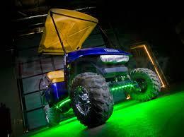 Golf Cart Underbody Lights Green Led Golf Cart Underbody Lights
