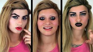 how i used to do my makeup middle high heythereimshannon