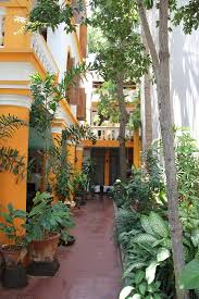 coloniale herie guesthouse pondicherry