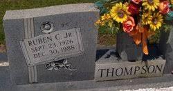 "Ruben Cornelius ""R.C."" Thompson Jr. (1926-1988) - Find A Grave Memorial"