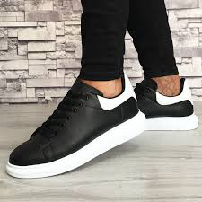 Well Feet Light Shoes Adam Hermano Mens High Sole Dynamic Sneakers Shoes In Mens