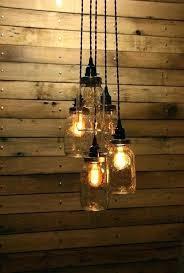 rope mason jar lights. Handmade Rope Mason Jar Lights