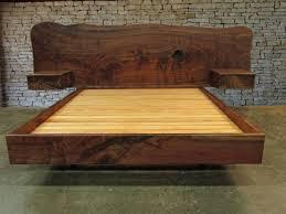 Image Solid Wood Make Floating Bed Frame California King Bed Pinterest Make Floating Bed Frame California King Bed Hammocks