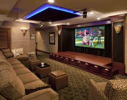 contemporary media room decorating arrangement idea. Media Room Furniture Layout. Home Designs For Goodly Collection Layout Photos Behind Contemporary Decorating Arrangement Idea I