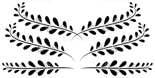 飾り罫 花 イラスト素材 3117524 フォトライブラリー Photolibrary