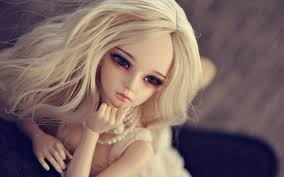 Toy Brunette Doll Beautiful High ...
