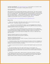 Resume Example Summary Types Of Skills for Resume Samples Business Document 24