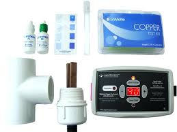 pool ionizer eliminate chemicals in pools and spas swimming pool ionizer diy