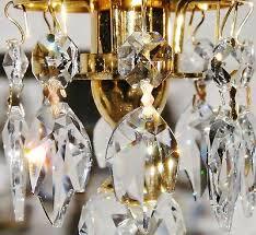 kristall lüster behang strass prismen für kronleuchter hochbleikristall vintage