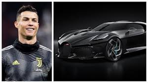 If you believe there'll be more egregiously wealthy humans on the planet — whether in number or in amplitude of wealth. Rumour Mill Is Cr7 The Exclusive Owner Of The New Bugatti La Voiture Noire Motoroids