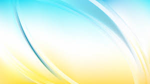 <b>Blue</b> and <b>Yellow Abstract</b> Wavy Background