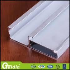 china supplier aluminum glass door frame for kitchen cabinet doorlike