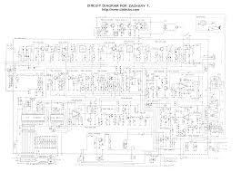 president zachary t schematic diagram