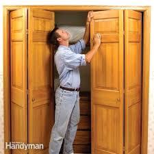 fixing closet door closet doors how to install doors sliding door repair sliding glass door replacement