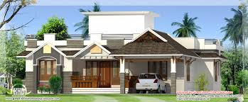beautiful one story houses designs that you will love modern contemporary home in 2578 sq feet keralahousedesigns